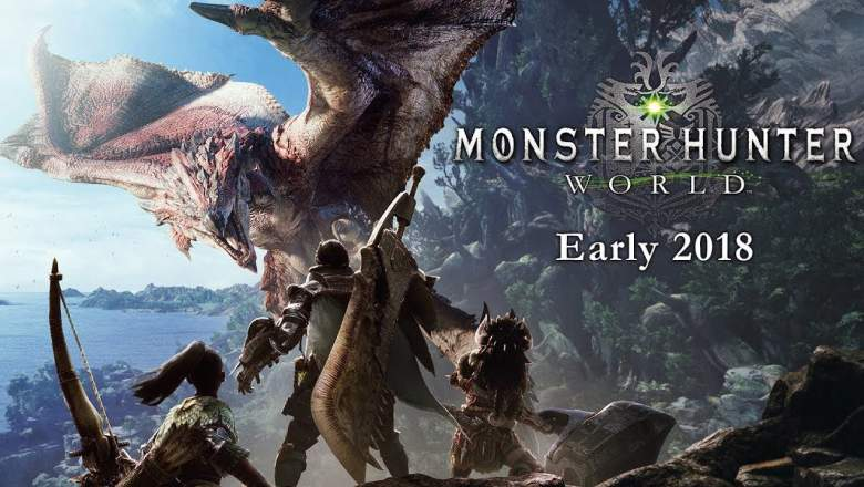 Monster Hunter World Aloy Beta Release PS4