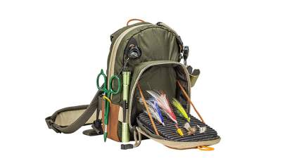 northstar sports fly fishing chest pack
