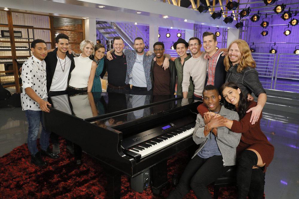 Team Adam Levine The Voice, The Voice, The Voice 2017, The Voice Season 13, The Voice 2017 Contestants, The Voice 2017 Winners, The Voice 2017 Teams So Far