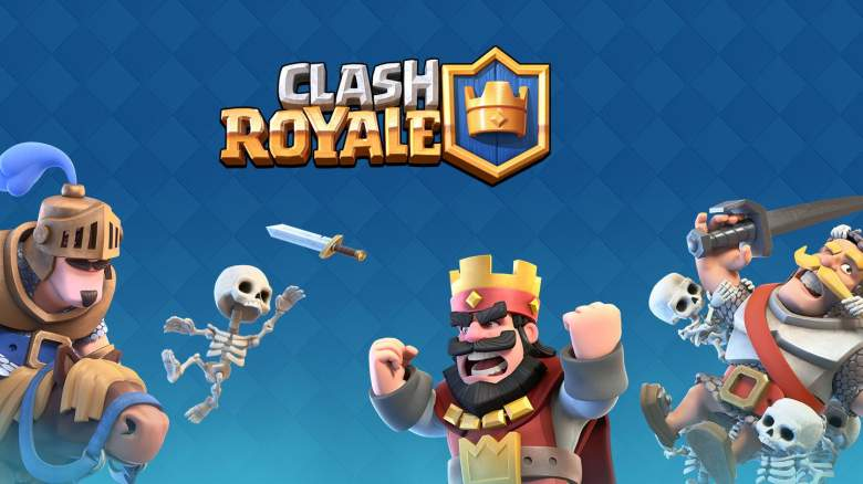 Clash Royale New Update Card Changes