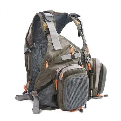 maxcatch, fly fishing, fishing vest, fly fishing pack