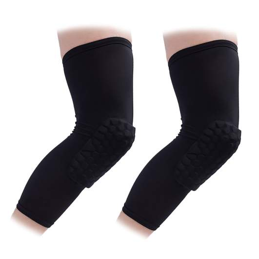 top best basketball knee pads compression leg sleeves men women adults amazon 2017