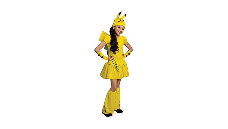 halloween costumes for girls, costumes for girls, costumes for kids, halloween costumes for kids, Halloween costume ideas for girls, little girl halloween costumes, little girl costumes, pikachu costume