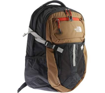 the north face, snowboarding backpack, snowboarding