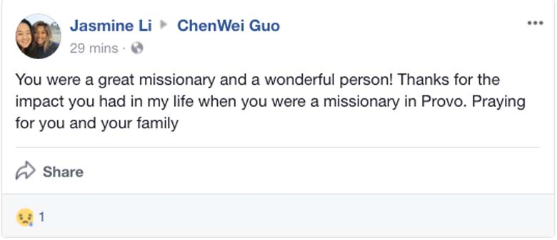 Facebook/ChenWei Guo