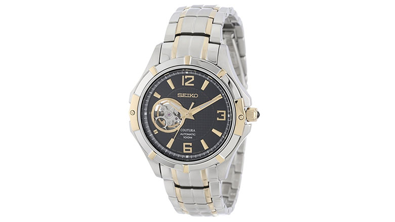 seiko mens srp318 coutura automatic watch
