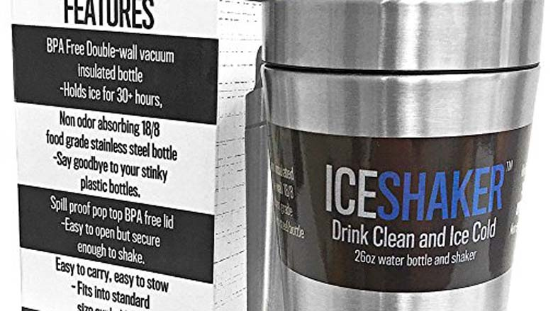 shaker shark tank, shark tank ice shaker