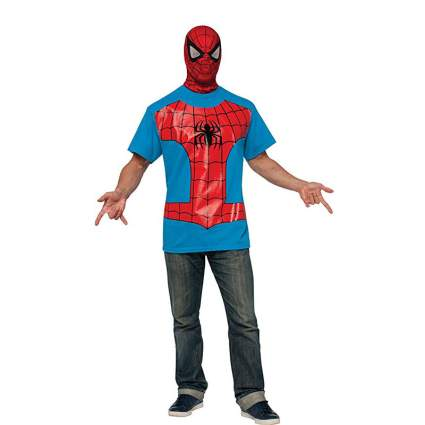 spider-man t-shirt costume