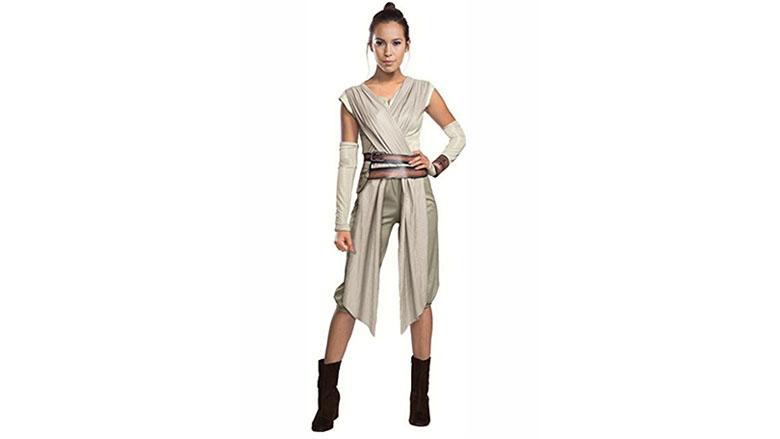 star wars the force awakens adult rey costume, Rey cosplay costume, rey cosplay, rey star wars costume, rey last Jedi costume