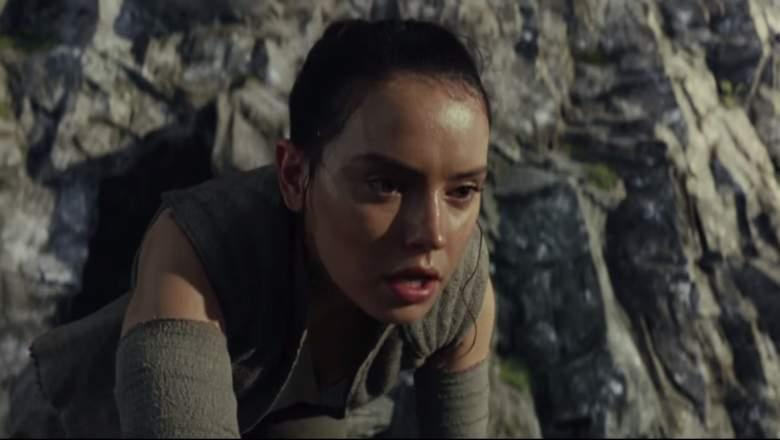 The Last Jedi trailer, The Last Jedi theatrical trailer, the last jedi new trailer