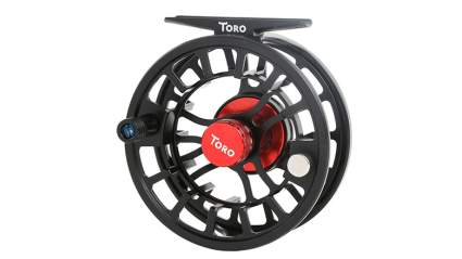 maxcatch toro fly reel