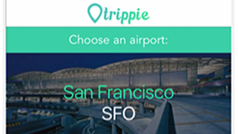 airport app, app shark tank, trippie shark tank
