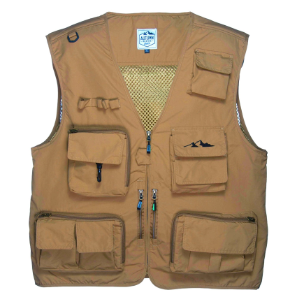 autumn ridge traders, fly fishing vest, fishing gift, christmas