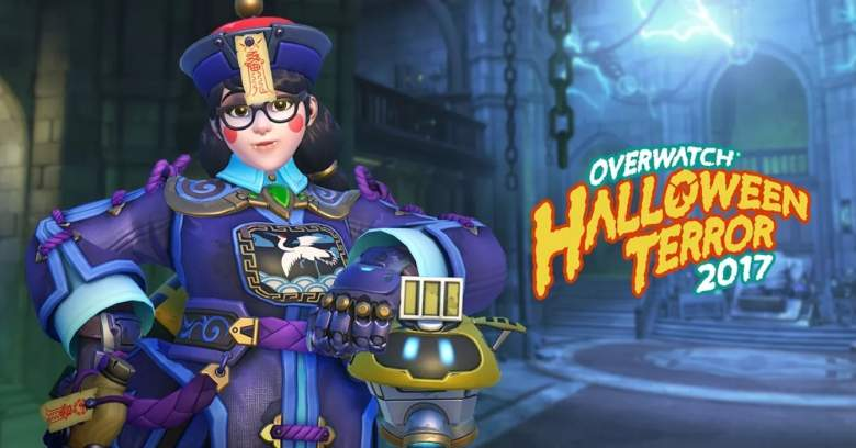 Overwatch Halloween Terror Skin