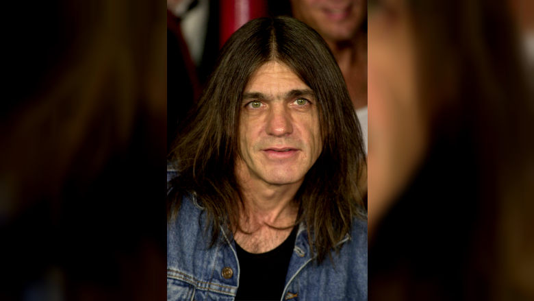 Malcolm Young cause of death