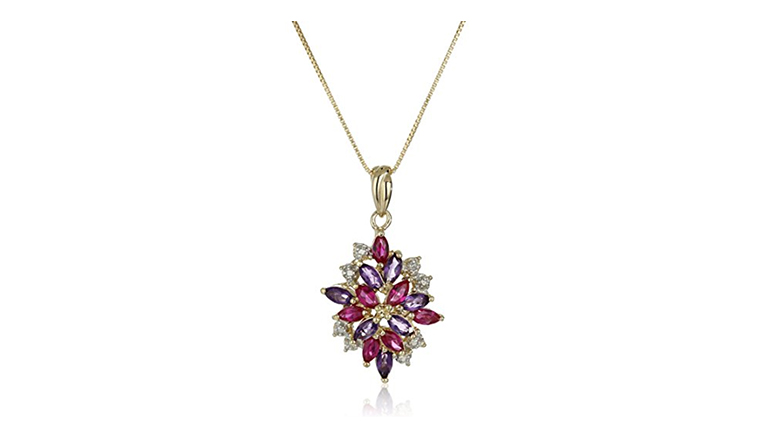 amazon cyber monday, cyber monday deals, best cyber monday deals, cyber monday sales, cheap jewelry, jewelry sales, women's jewelry, pendant necklace, gemstone necklace
