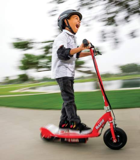 razor e100, best electric scooters xmas