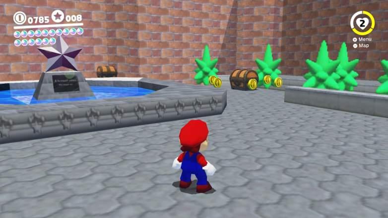 super mario odyssey mushroom kingdom