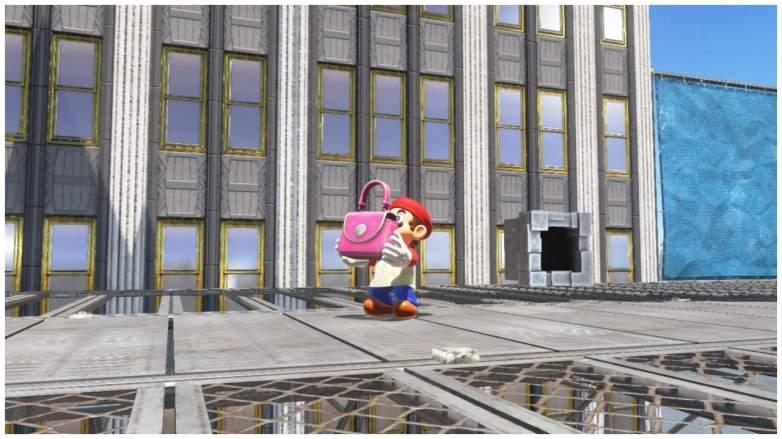 Super Mario Odyssey new donk city, Super Mario Odyssey donkey kong