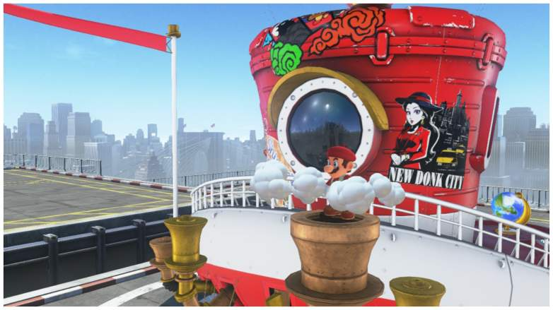 Super Mario Odyssey 15 Easter Eggs You May Have Missed Heavy Com