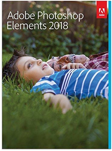 Adobe Photoshop Elements 2018 [PC Download]