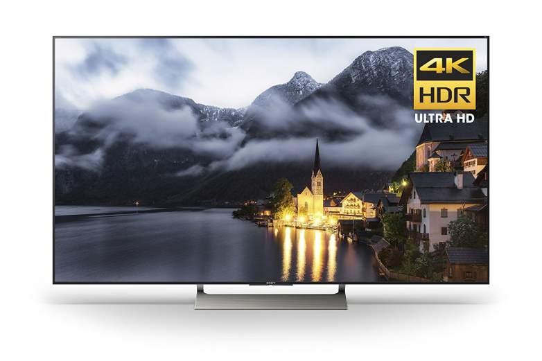$300 Off Sony XBR55X900E 55-Inch 4K Ultra HD Smart LED TV (2017 Model)