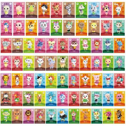 Animal Crossing NFC Tag Game Cards