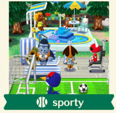 animal crossing pocket camp sporty