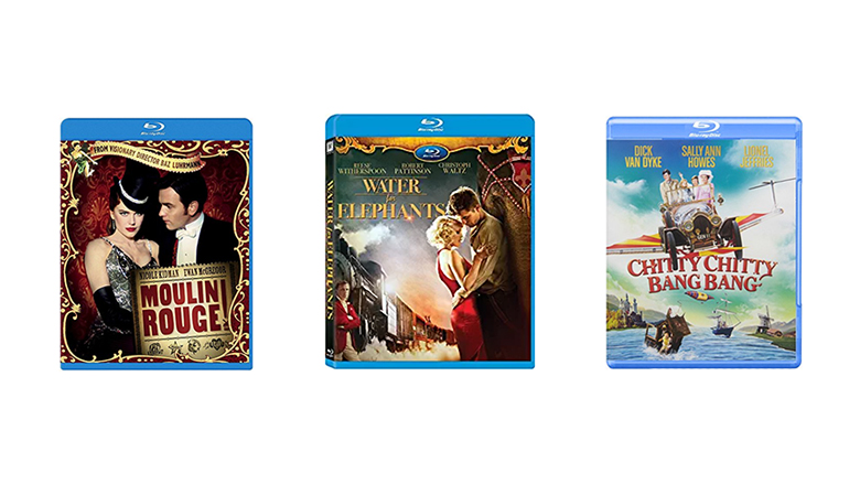 cyber monday movie deals, the greatest showman, Amazon cyber monday, cyber monday blu-ray
