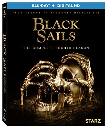 amazon black friday deals, movie deals, black sails blu ray