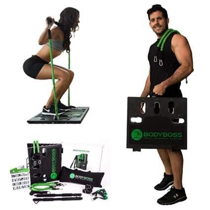 portable home gym equipment