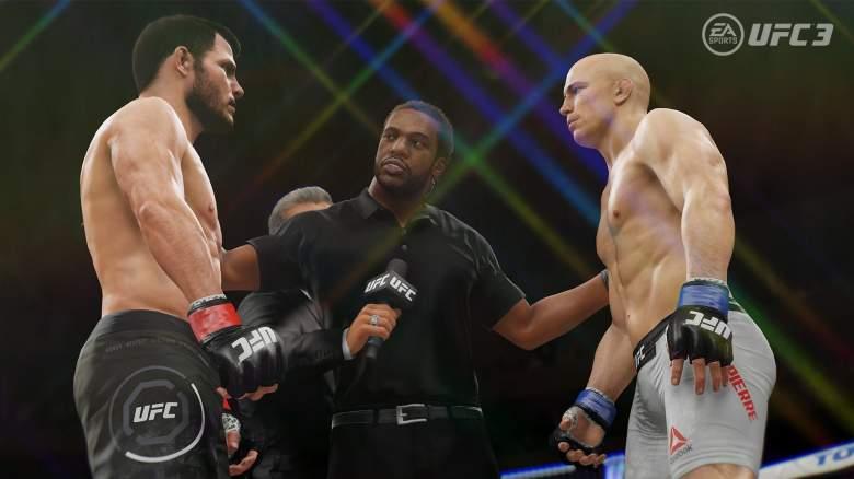 UFC 3 Beta Footage