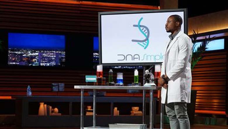 dna simple, dna kit shark tank
