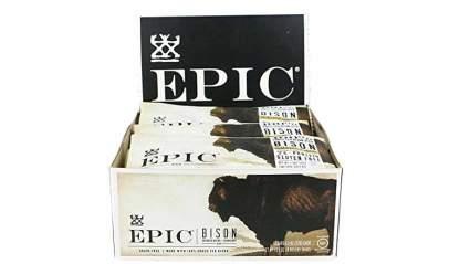 epic bison jerky