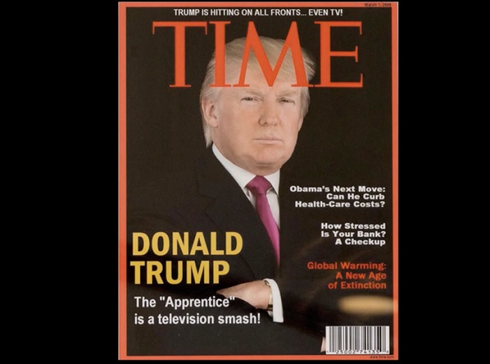 Donald Trump, TIME Magazine, Person of the Year