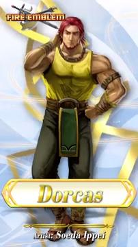 fire emblem heroes dorcas