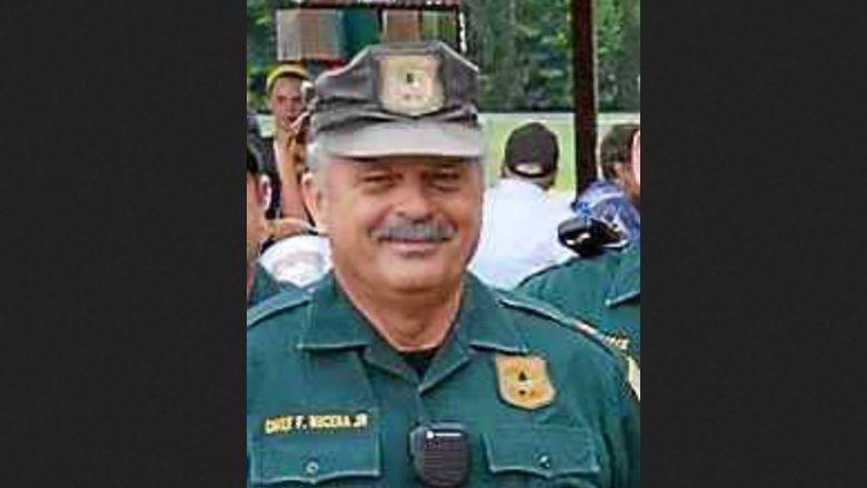 Frank Nucera Jr., police chief, racist, Bordentown, New Jersey, Black Lives Matter