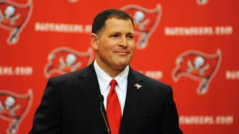 Greg Schiano Patriots, Greg Schiano coach