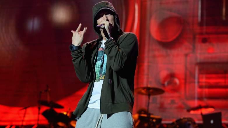 Eminem, Eminem Chance SNL, Eminem SNL performance, Eminem Saturday Night Live, Eminem Revival