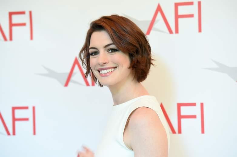 Anne Hathaway Matt Lauer, Matt Lauer fired