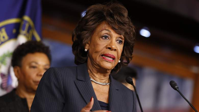 maxine waters death threat, maxine waters threat, anthony scott lloyd, anthony lloyd, anthony scott lloyd maxine waters