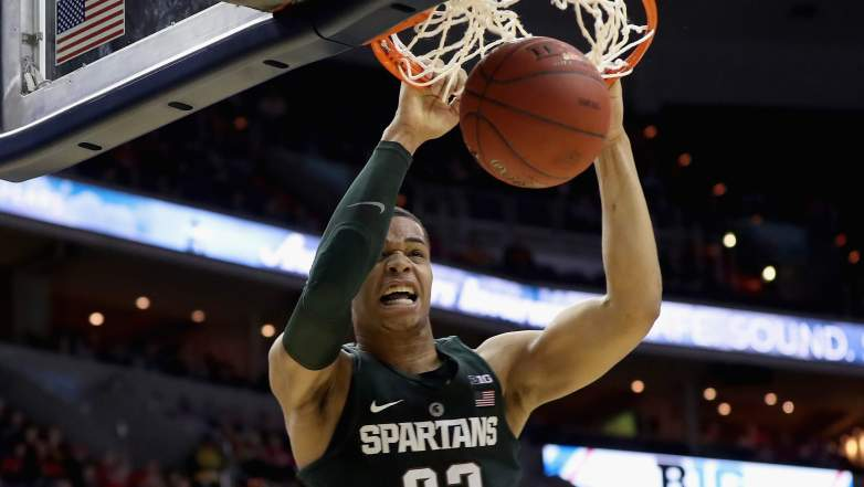 miles bridges, michigan state, college basketball rankings, top 25