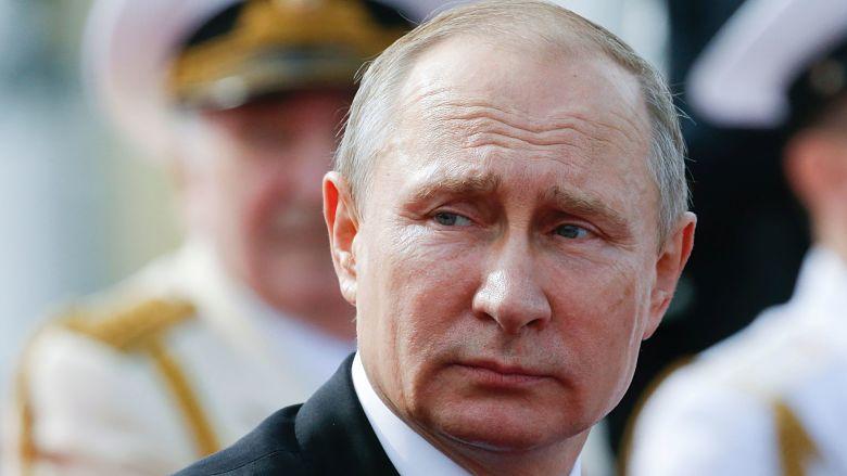 Vladimir Putin's daughter