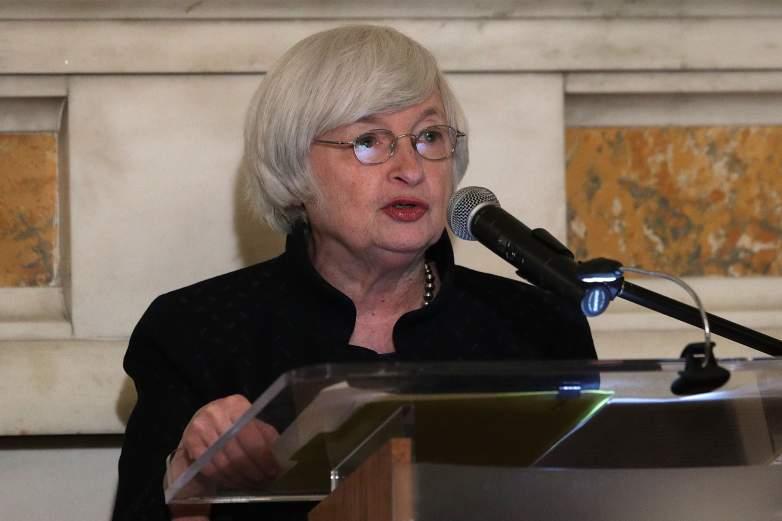 Janet Yellen, Janet Yellen Fed Chair
