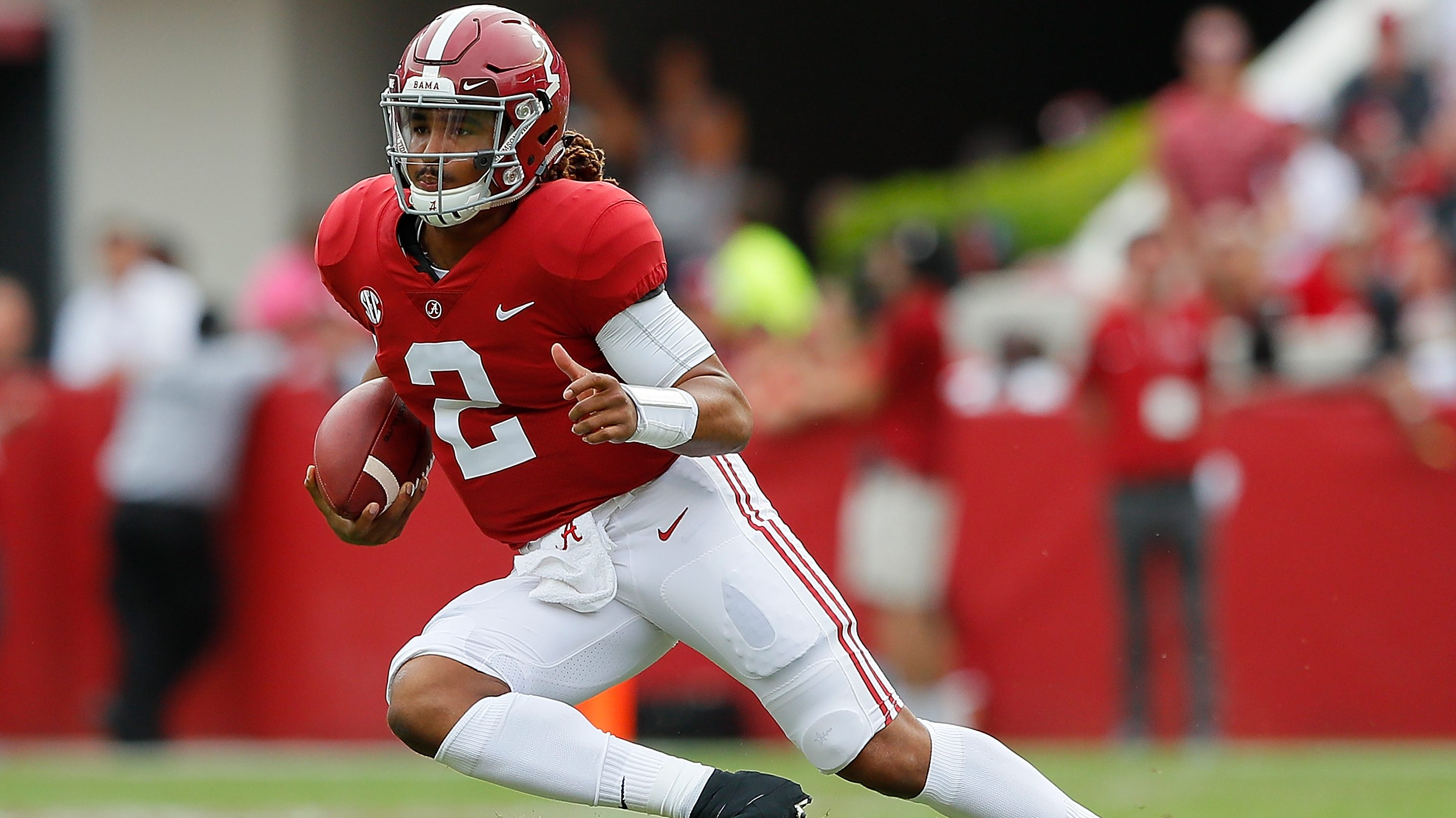 Alabama-LSU Live Stream: How to Watch Free Without Cable ...