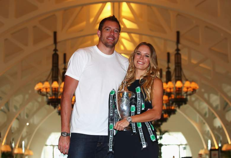 Caroline Wozniacki David Lee, Caroline Wozniacki Engaged, David Lee Engaged