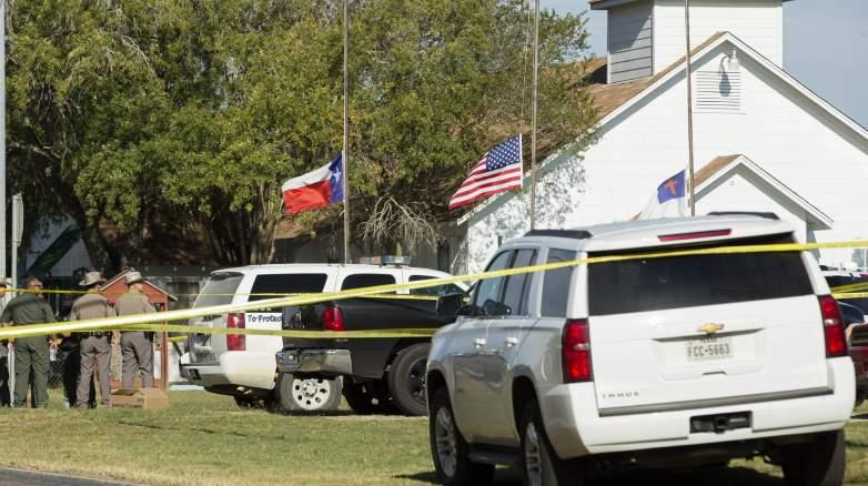 sutherland church shooting victims