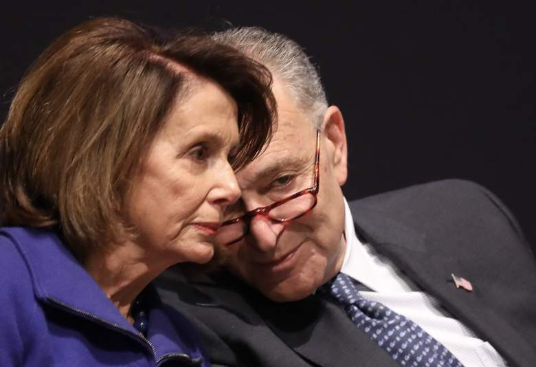 Chuck and Nancy, Trump Schumer Pelosi