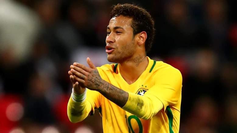 Brazil World Cup, World Cup 2018, Neymar