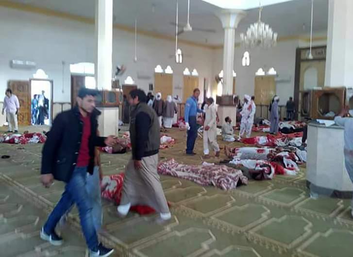 terrorist attack in egypt